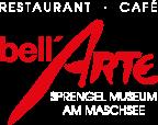 bell´ARTE - Restaurant Hannover, Restaurant mit italienischem Akzent in Hannover am Maschsee in der Südstadt - im Sprengel Museum