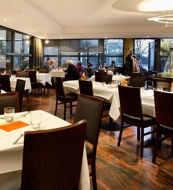 bell´ARTE – Restaurant Hannover, Restaurant mit italienischem Akzent ...