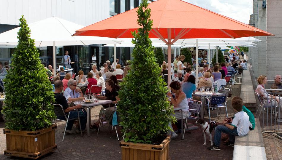 Hannover am Maschsee im Sprengel Museum - bell´ARTE italienisches Restaurant und Cafe in